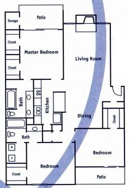 The Cassidy at Western Hills - Floorplan - C1