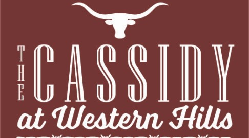 The Cassidy at Western Hills - Floorplan - 2B/1B