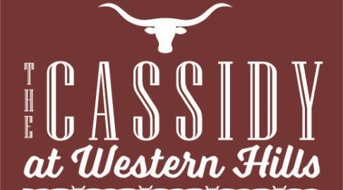 The Cassidy at Western Hills - Floorplan - 2B/2B