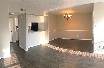 Spacious Floor Plans at The Cassidy at Western Hills Apartments in Fort Worth, Texas