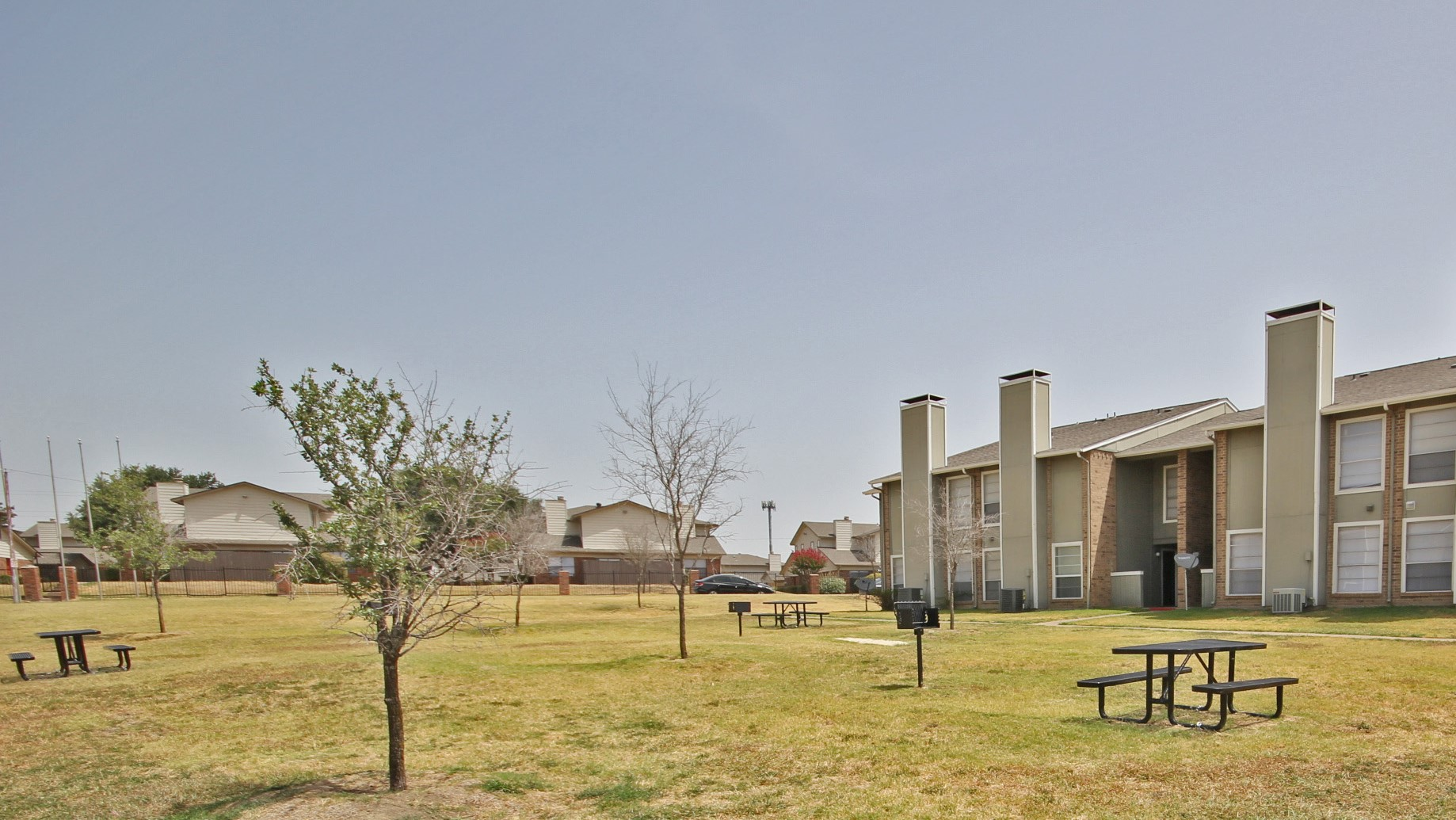 Recreational Area at The Cassidy at Western Hills Apartments in Fort Worth, Texas