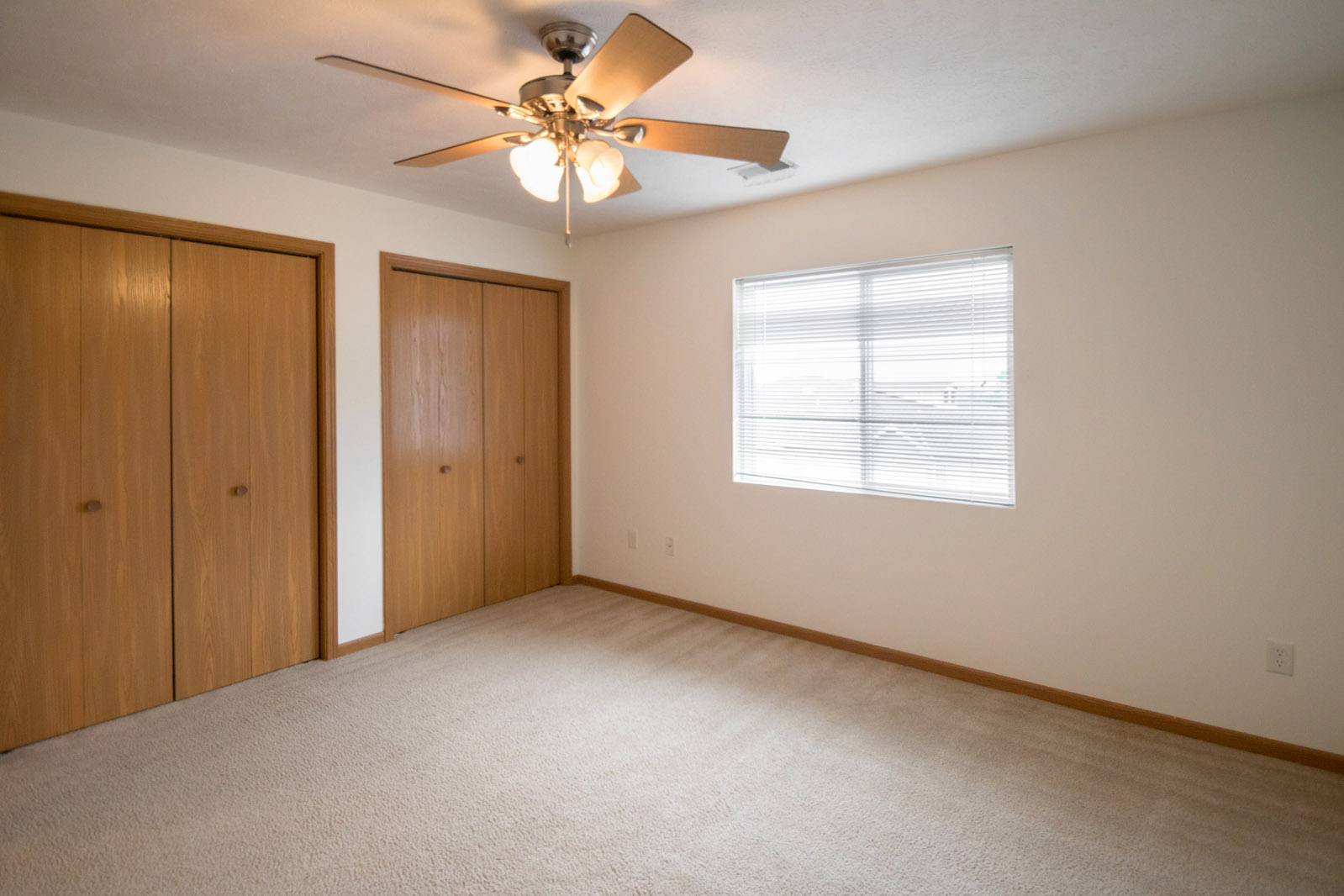 Ceiling Fans at Northridge Apartments in Gretna, Nebraska