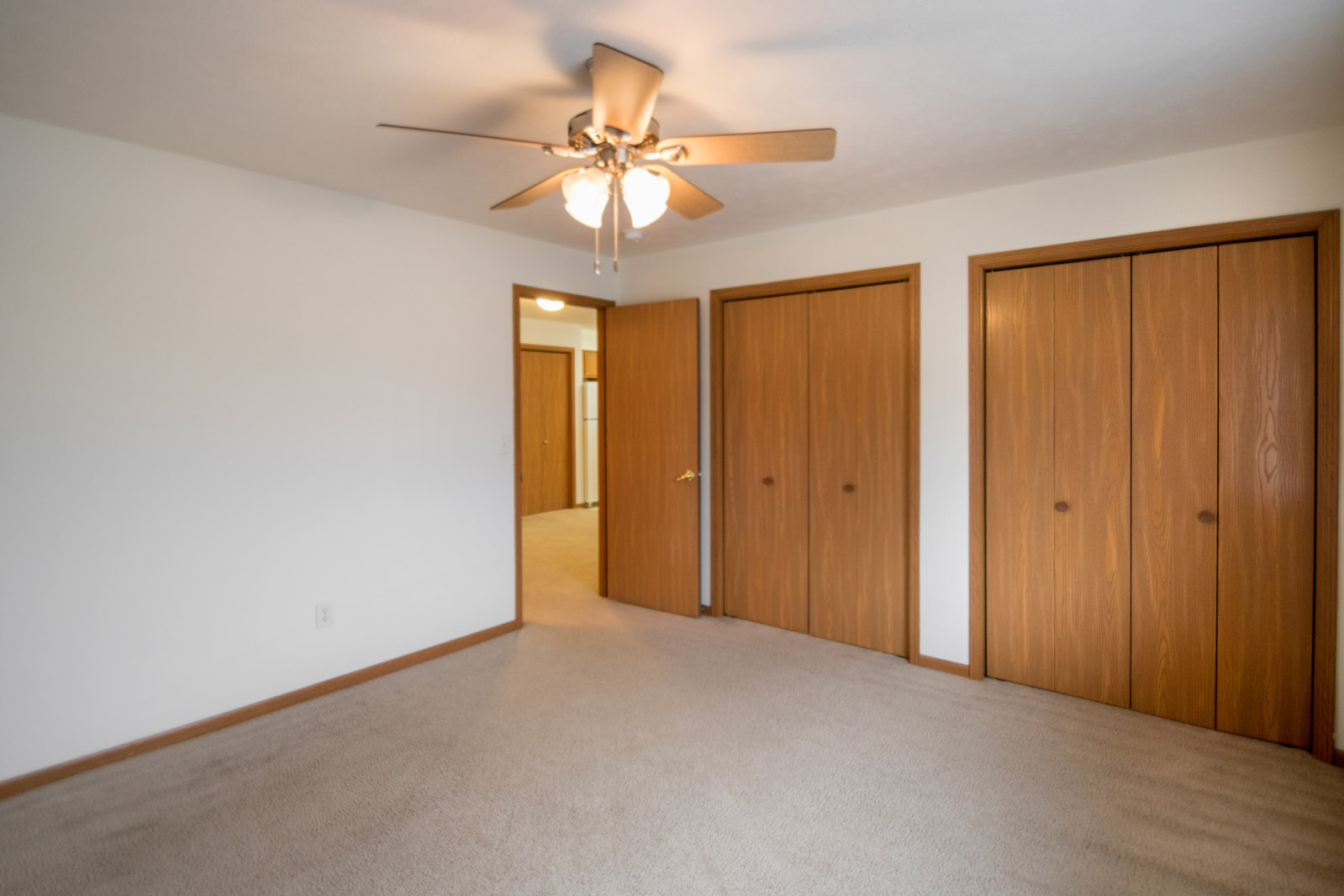 Excessive Closet Space at Northridge Apartments in Gretna, Nebraska