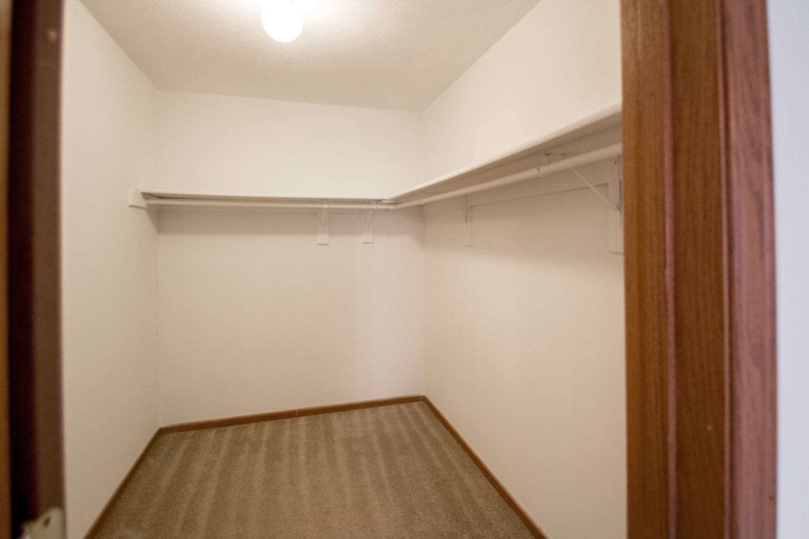 Large Walk-in Closets at Northridge Apartments in Gretna, Nebraska