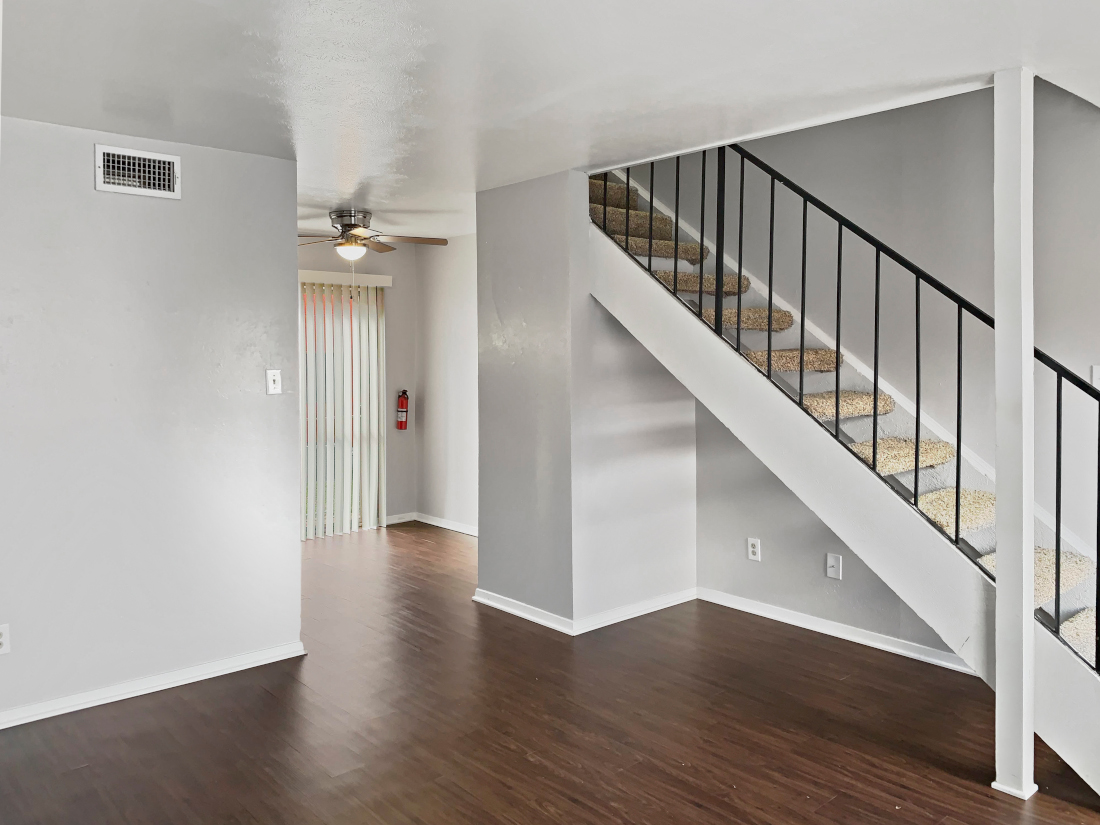 Two Storey Apartment at North Star Apartment Homes in Nacogdoches, Texas