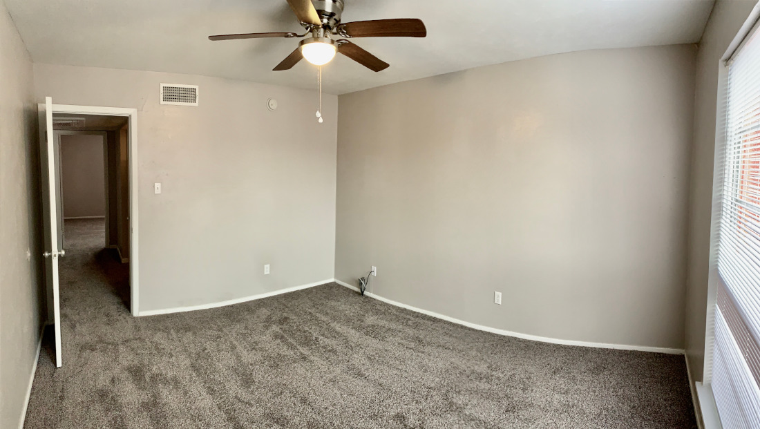 Open Floor Plan at North Star Apartment Homes in Nacogdoches, Texas