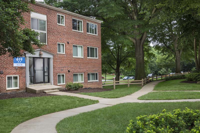 Spacious and bright 1 and 2-bedroom apartments at Northwest Park Apartments in Silver Spring, MD
