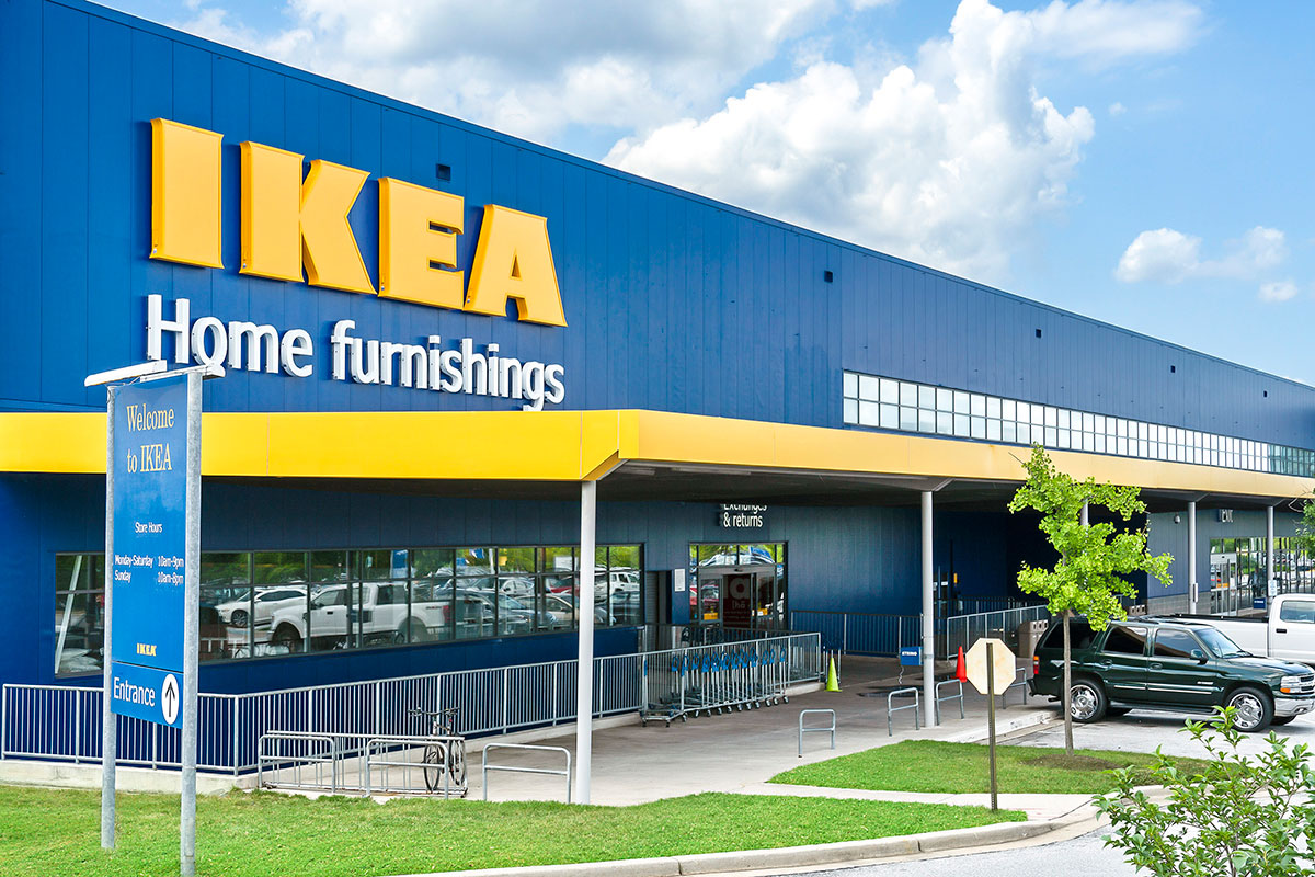 IKEA is 10 minutes from Northwest Park Apartments in Silver Spring, MD