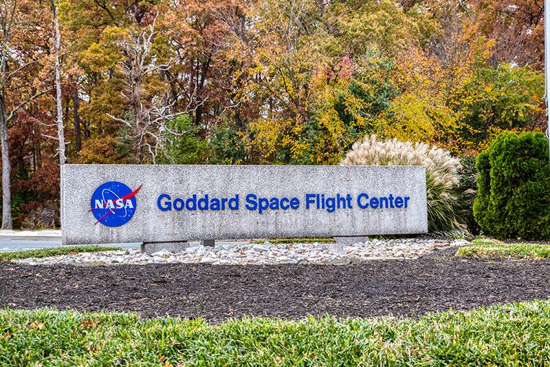 15 minutes to NASA Goddard Space Flight Center