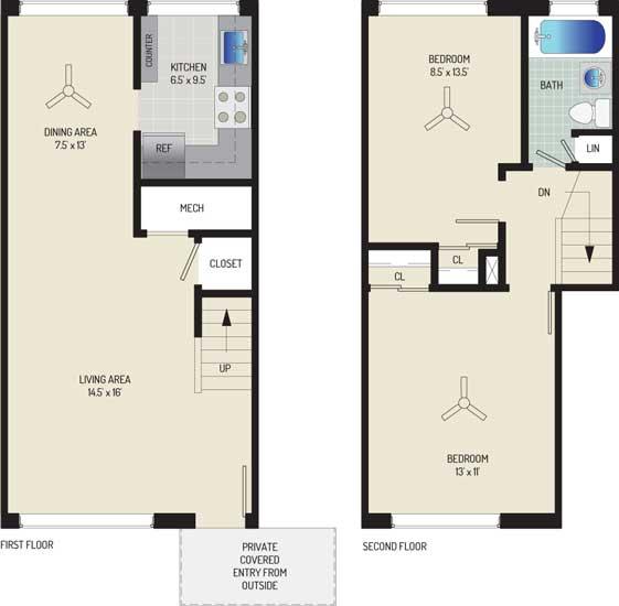 Northwest Park Apartments - Apartment 06N918-A-U1