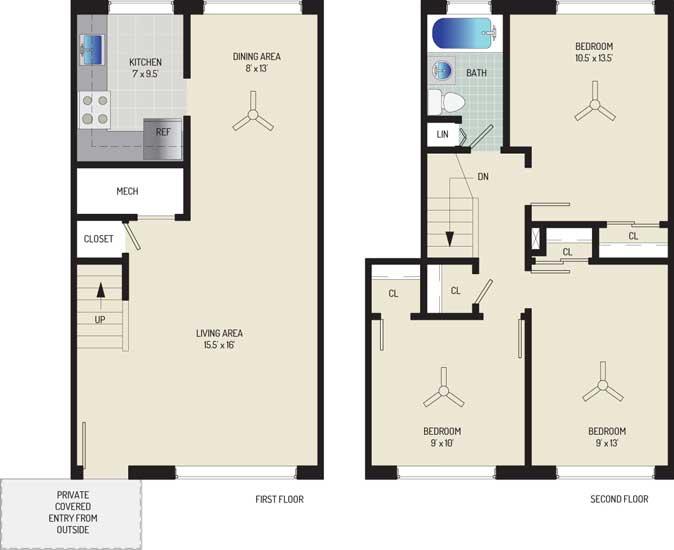 Northwest Park Apartments - Apartment 06N612-A-V2