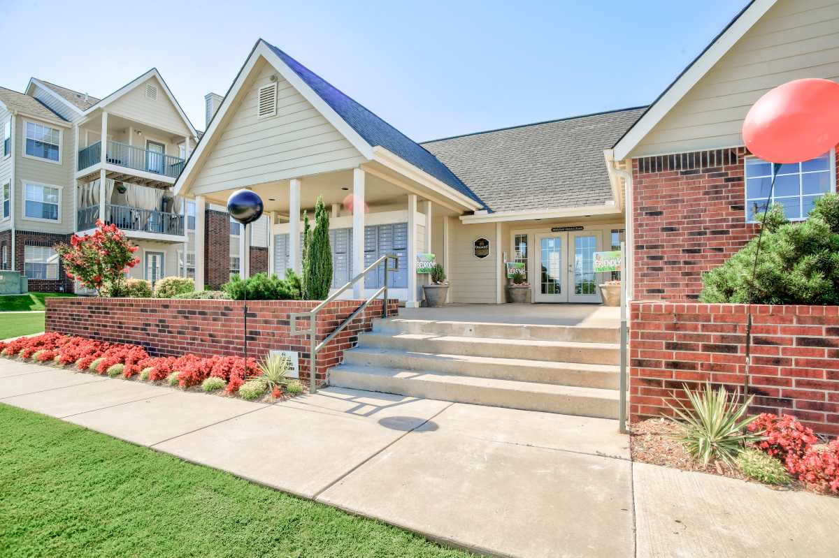 Property View at the Oakmont Apartment Homes in Catoosa, OK