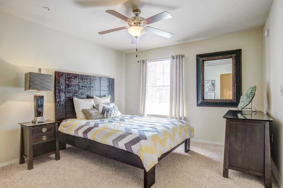 Master Bedroom Oakmont Luxury at the Oakmont Apartment Homes in Catoosa, OK