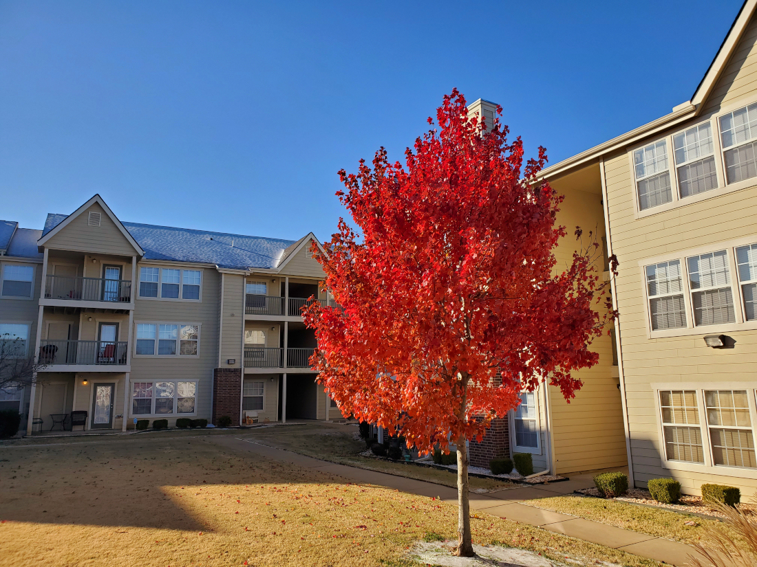 Fresh Air at the Oakmont Apartment Homes in Catoosa, OK