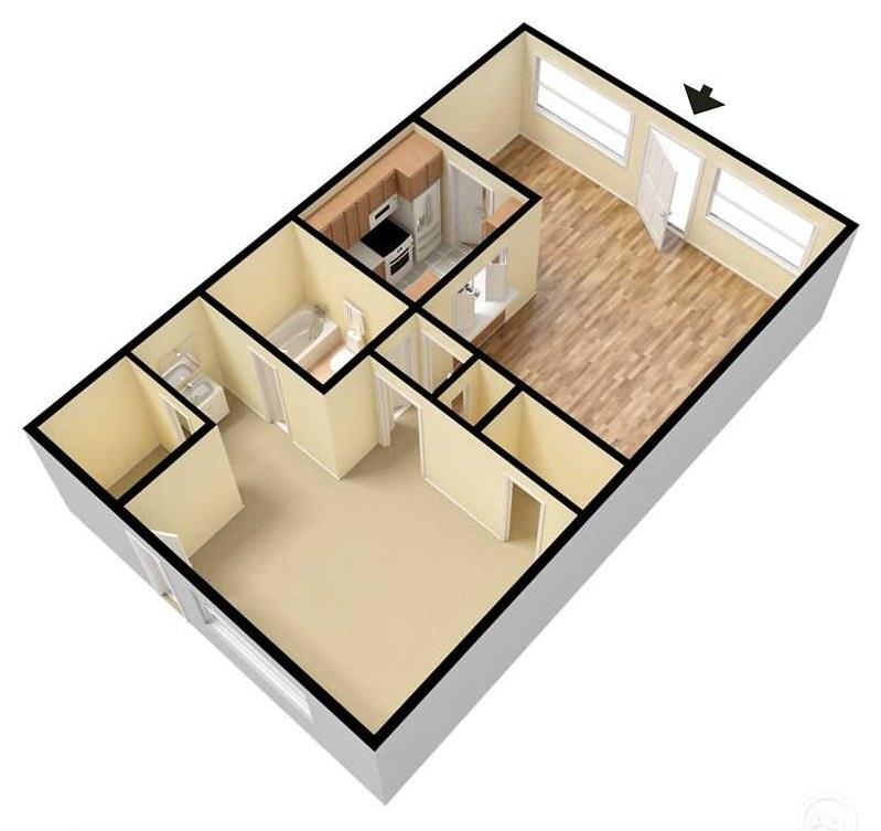 Ocean Drive Estates - Floorplan - A2