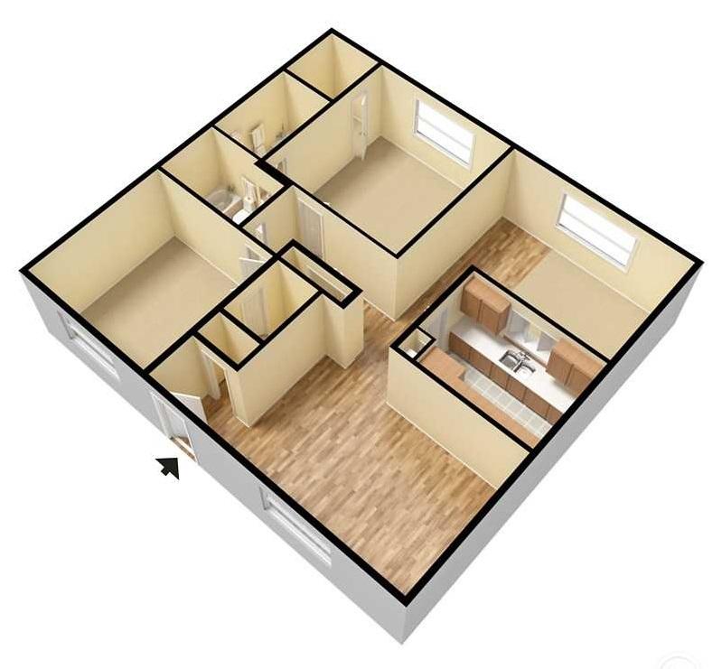 Ocean Drive Estates - Floorplan - B3