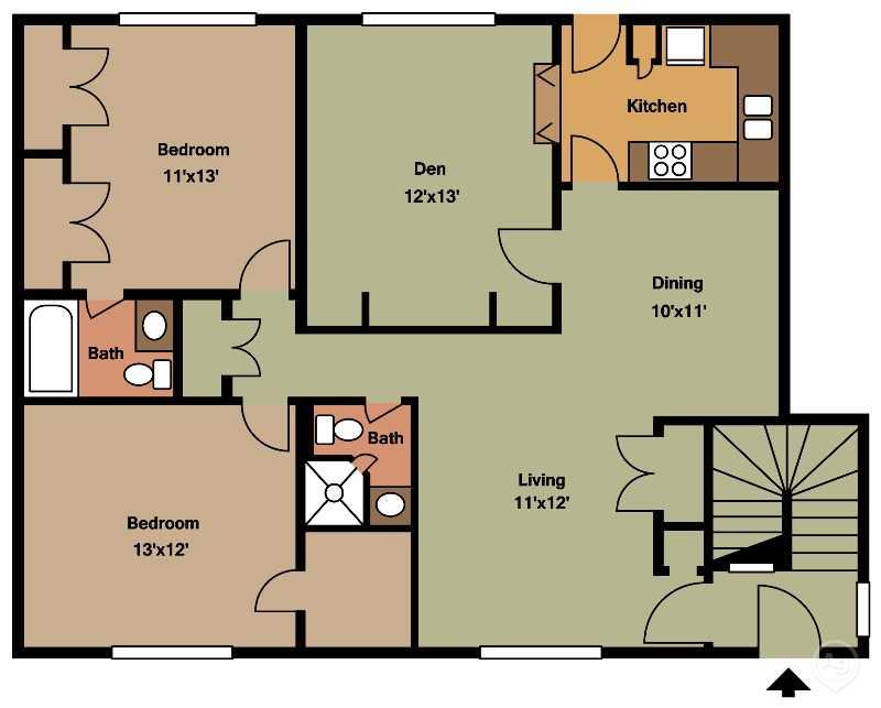 Ocean Drive Estates - Floorplan - B4