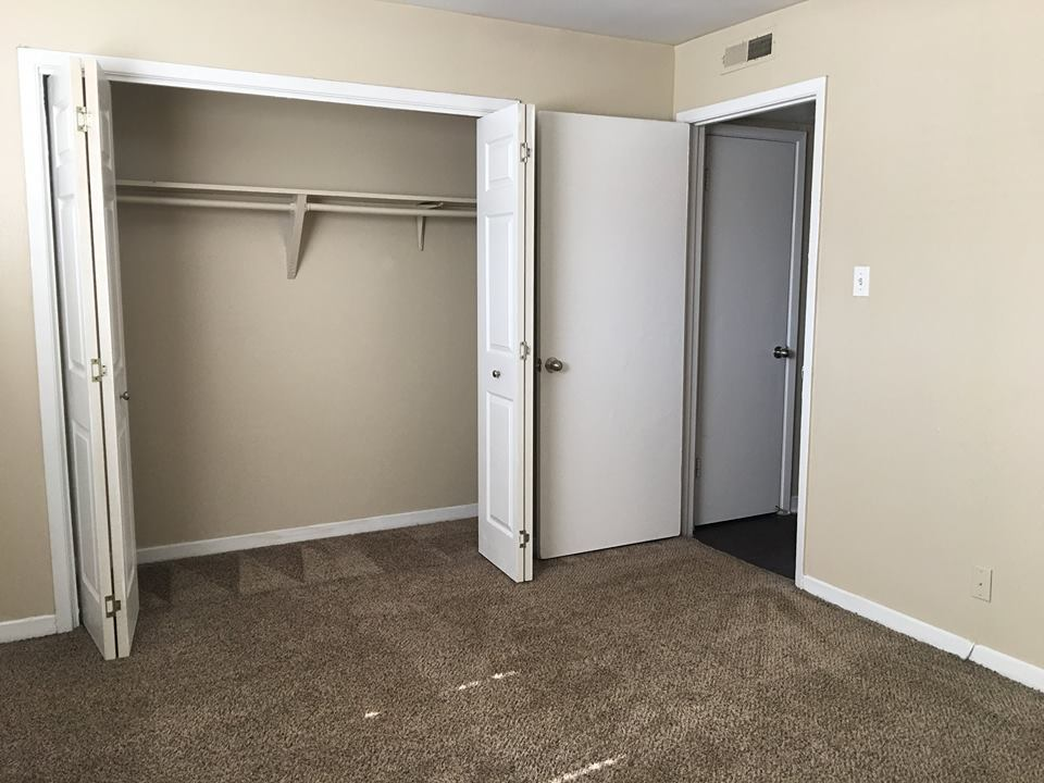Ample Storage Space at Ocean Drive Estates Apartments in Corpus Christi, TX