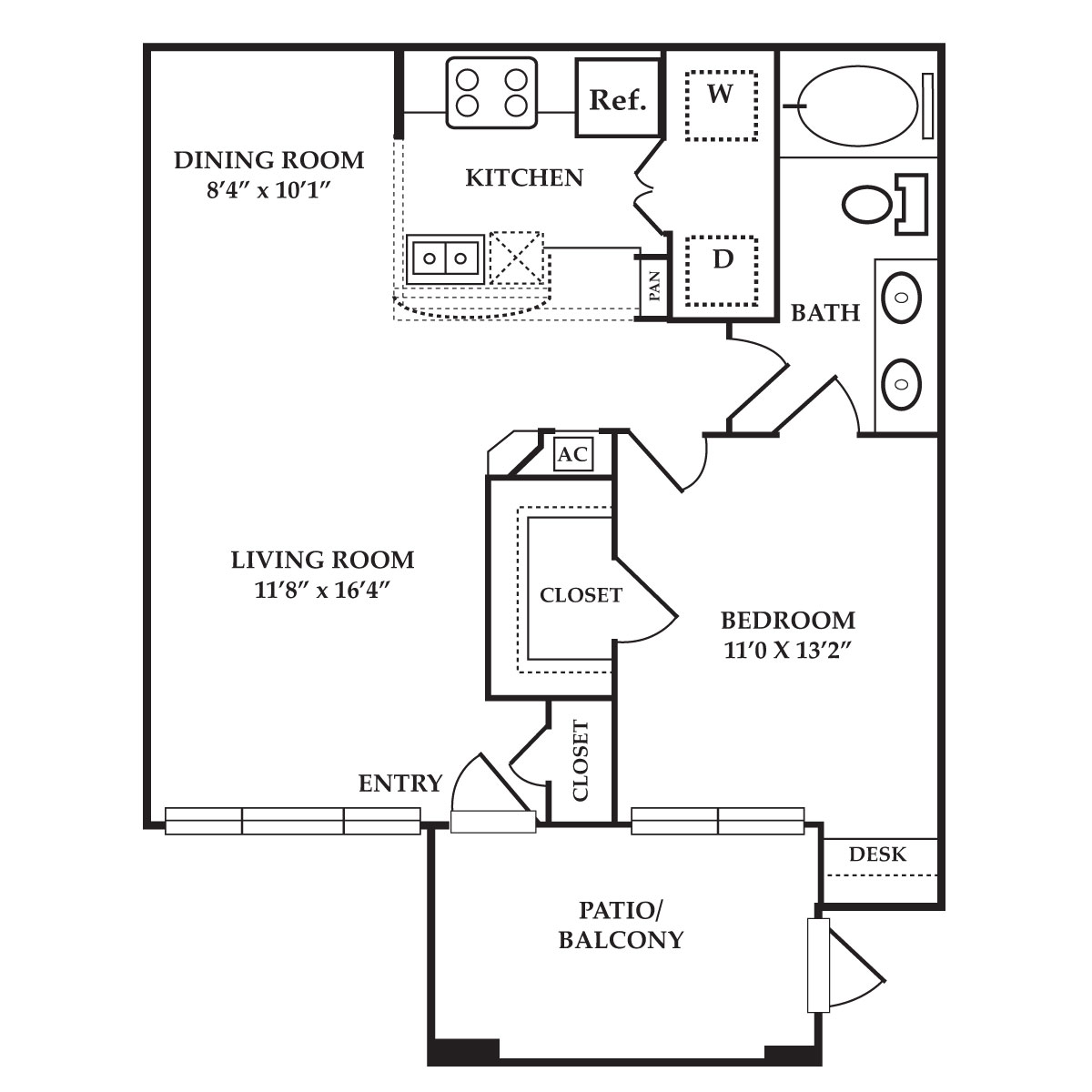 The Preserve at Old Dowlen - Floorplan - Onyx
