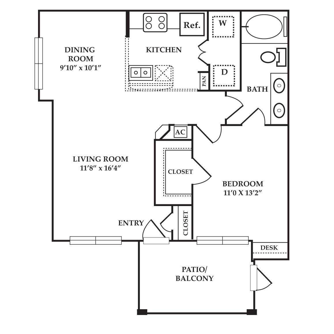 Floorplan - Pearl image
