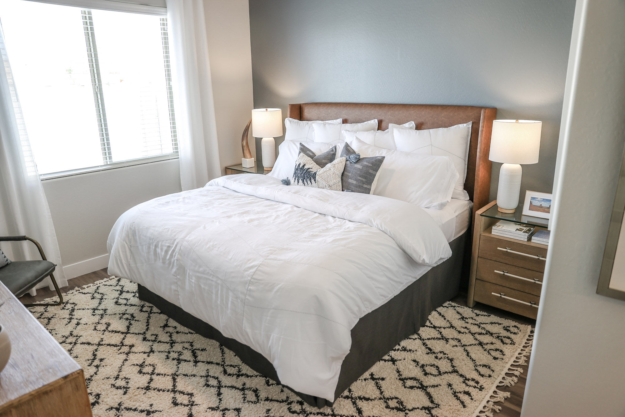 Bright and Open Single-Family Rental Homes at Olive Marketplace Apartments in Glendale, AZ