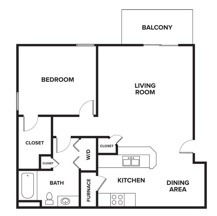 Floorplan - Belleville image