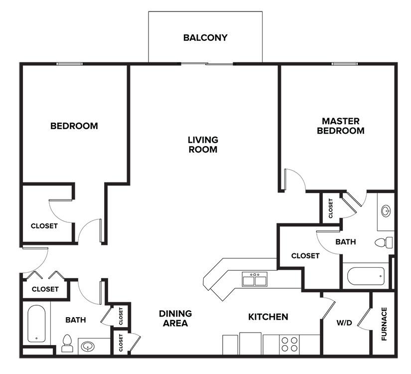 Ontario Place - Floorplan - Fairport