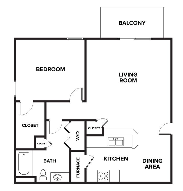 Floorplan - Kingston image