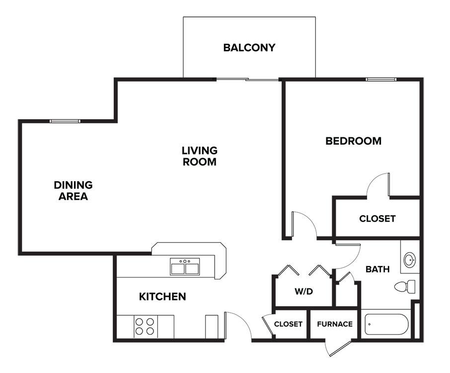 Floorplan - Lockport image