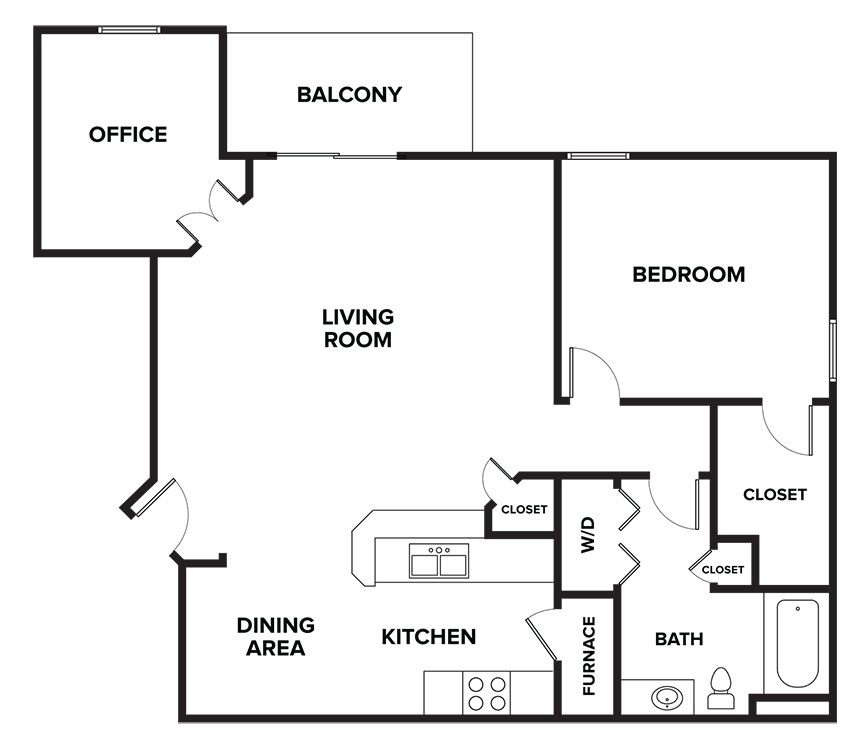Ontario Place - Floorplan - Bloomfield