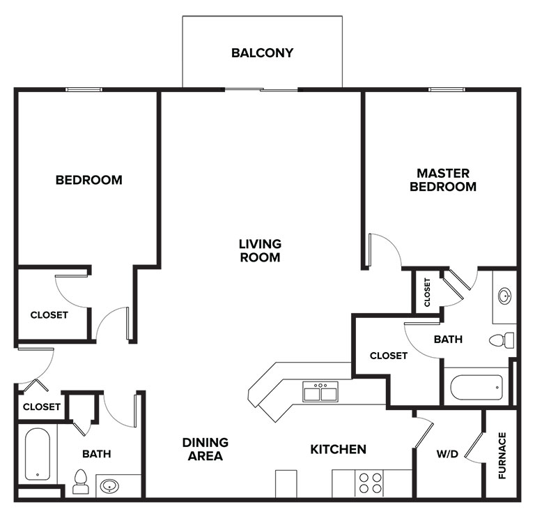 Ontario Place - Floorplan - Brighton