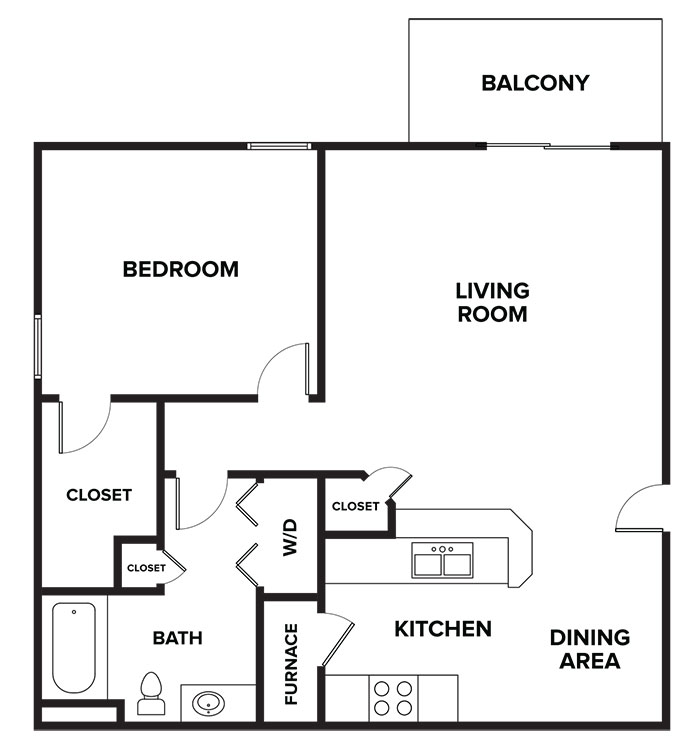 Floorplan - Burlington image