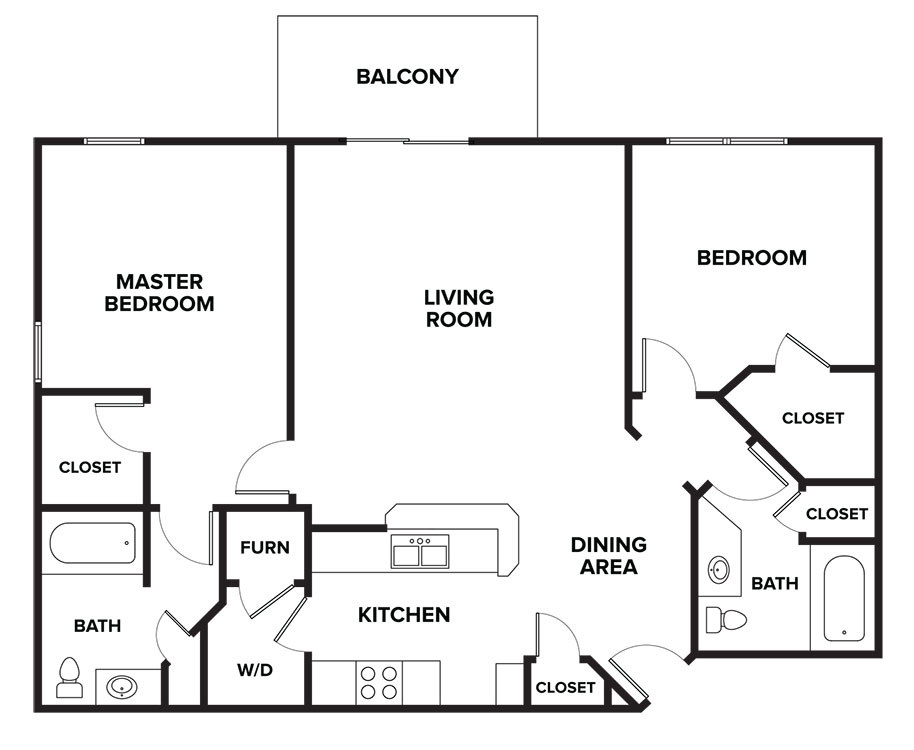 Floorplan - Fair Haven image