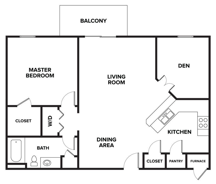 Ontario Place - Floorplan - Kendall