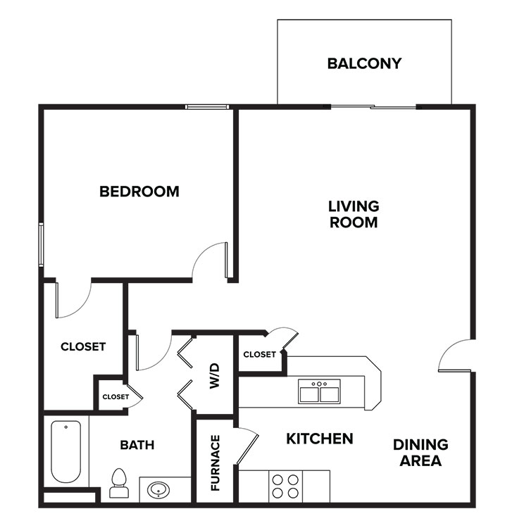 Floorplan - Kingston image