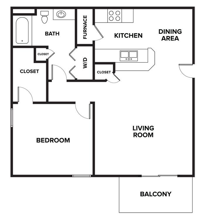 Ontario Place - Floorplan - Rochester