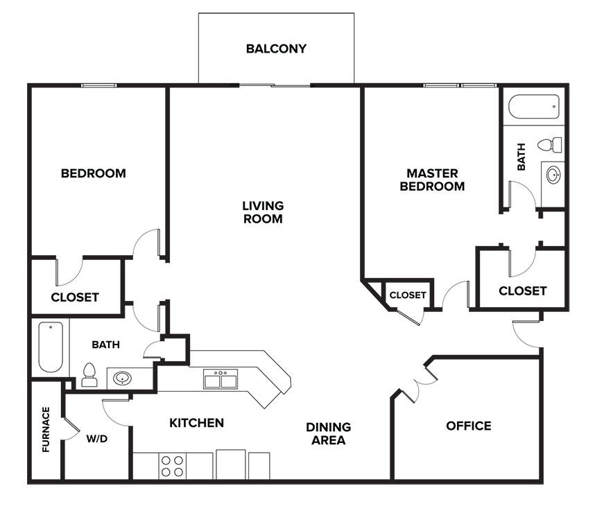 Ontario Place - Floorplan - Rosehall