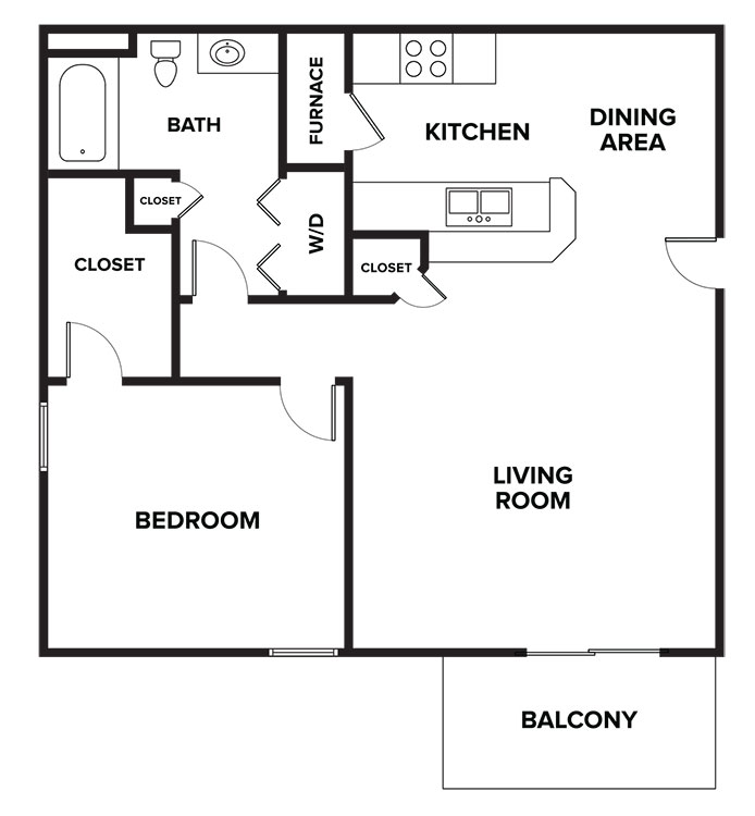 Floorplan - Rochester image