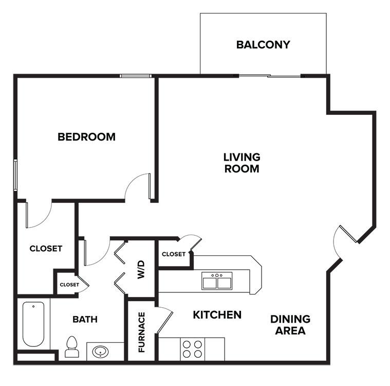 Ontario Place - Floorplan - Toronto