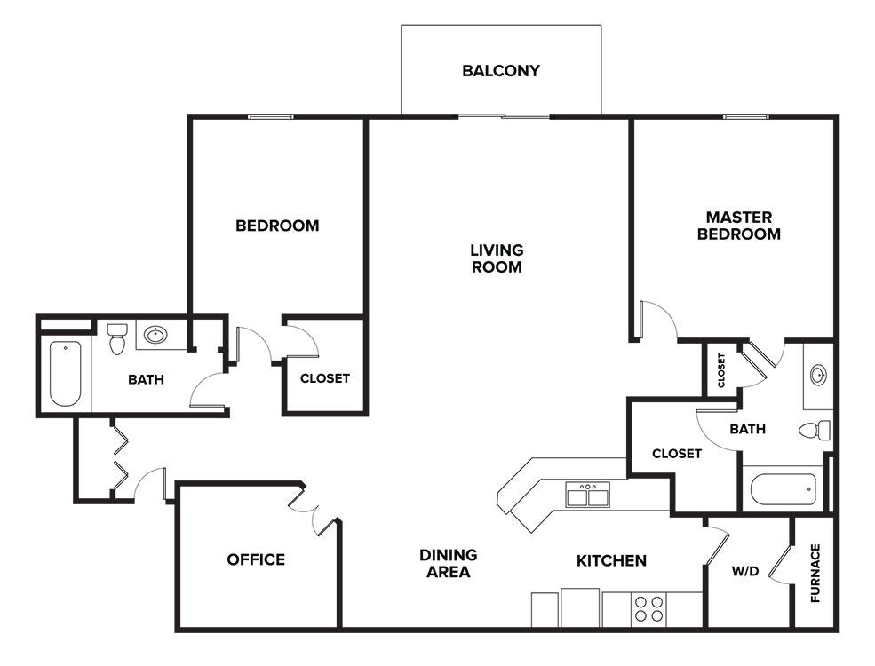 Floorplan - Trenton image