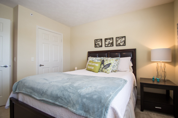 One and Two Bedroom Floor Plans at Ontario Place Apartments in Omaha, NE