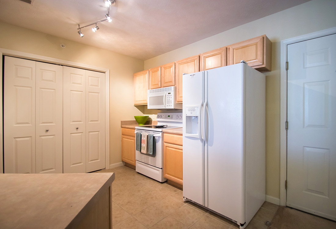 Kitchen Pantry at Ontario Place Apartments in Omaha, NE