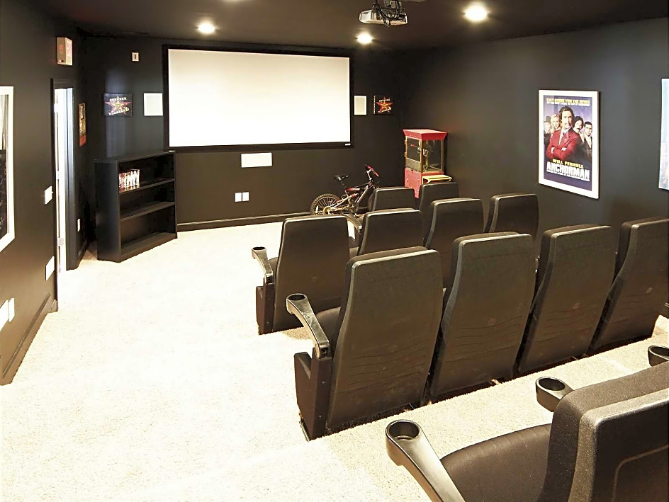 Movie Room at Overlook Terraces Apartments in Louisville, KY