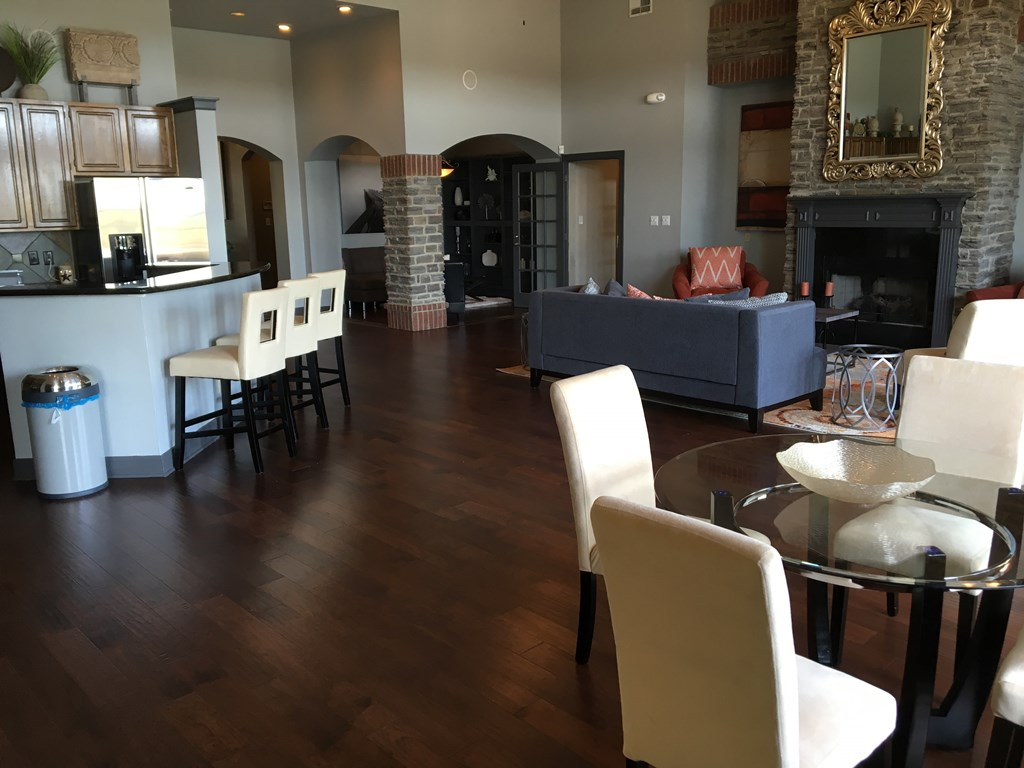 Interior  at The Oxford at Iron Horse Apartments in North Richland Hills, TX