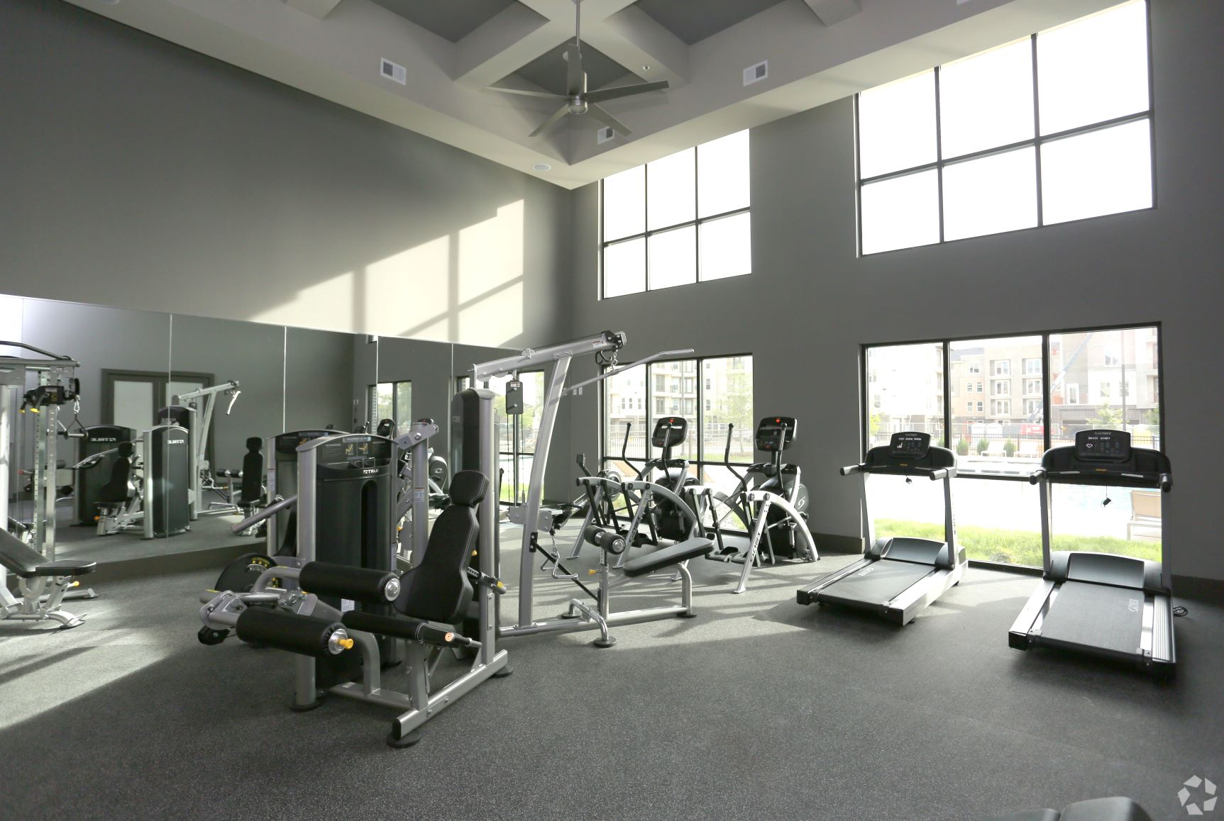 State of the art fitness center open 24 hours a day!