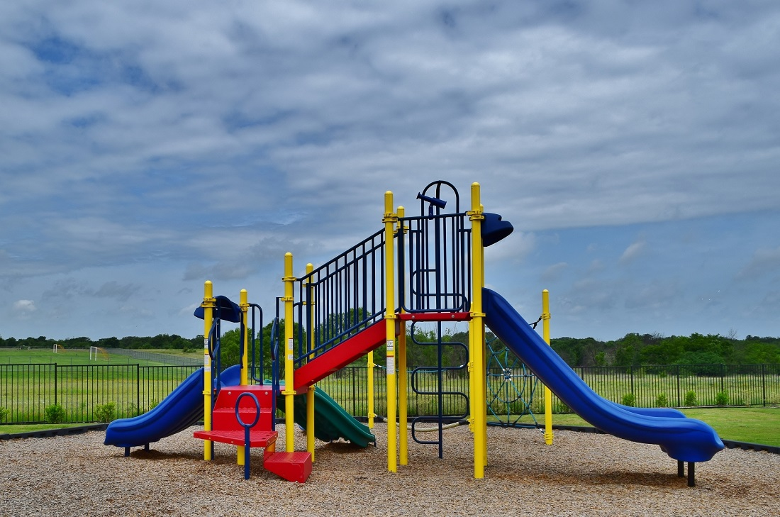Playground at Oxford at Lake Worth Apartments in Fort Worth, TX