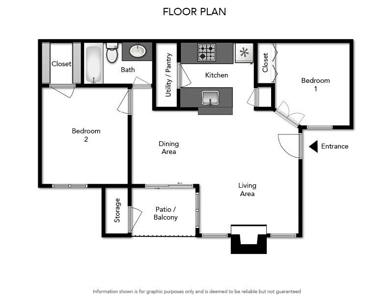 Floorplan - B1 780 image