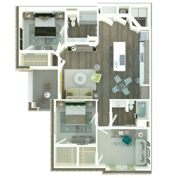 Floorplan - The Sago image