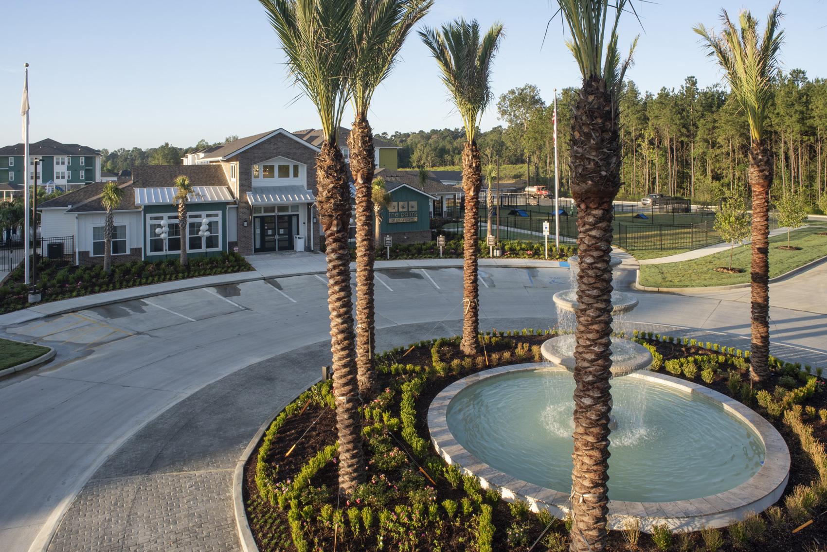 Denham Springs Apartments at The Palms at Juban Lakes Apartments in Denham Springs, Louisiana