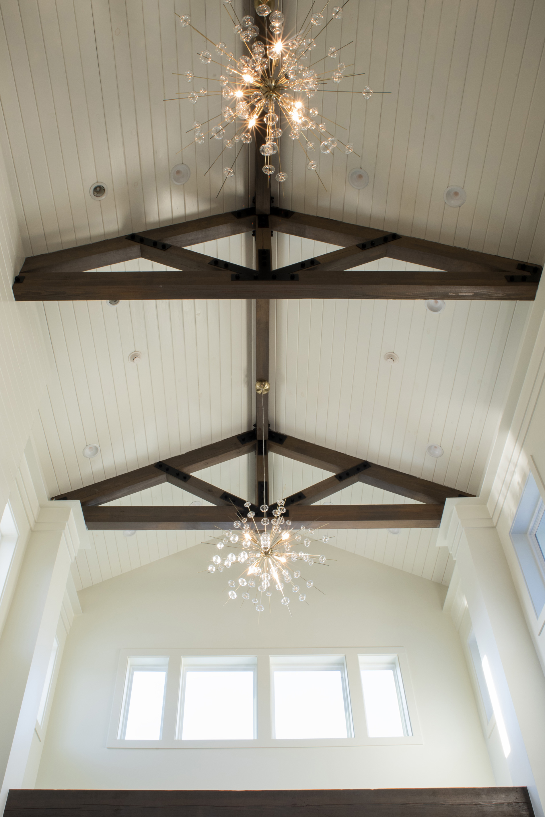 Upscale Lighting Features at The Palms at Juban Lakes Apartments in Denham Springs, Louisiana